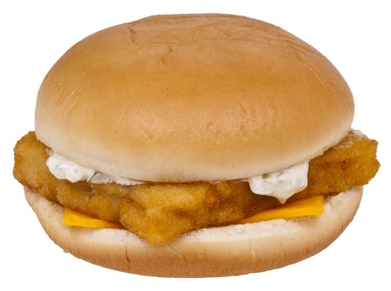 mcdonald's filet-o-fish sandwich, mcdonald's facts