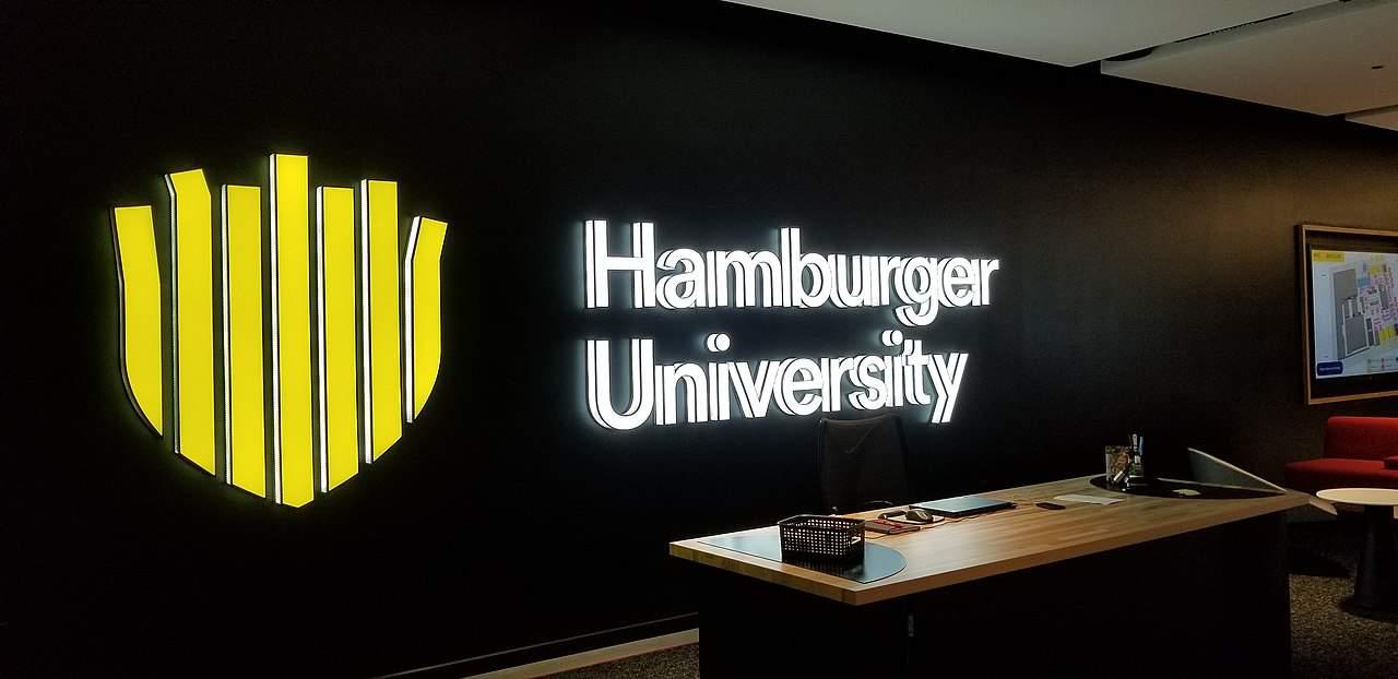 mcdonald's hamburger university, mcdonald's facts