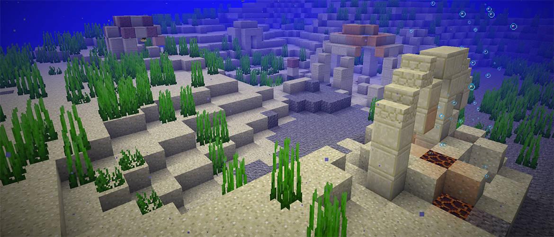 minecraft underwater, minecraft facts