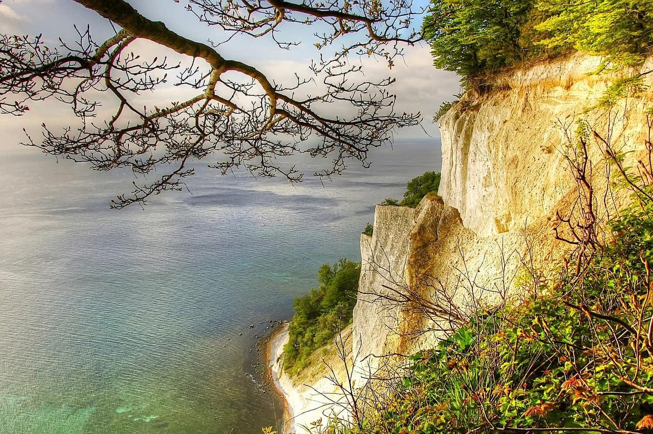 mons klint, cliff, denmark facts