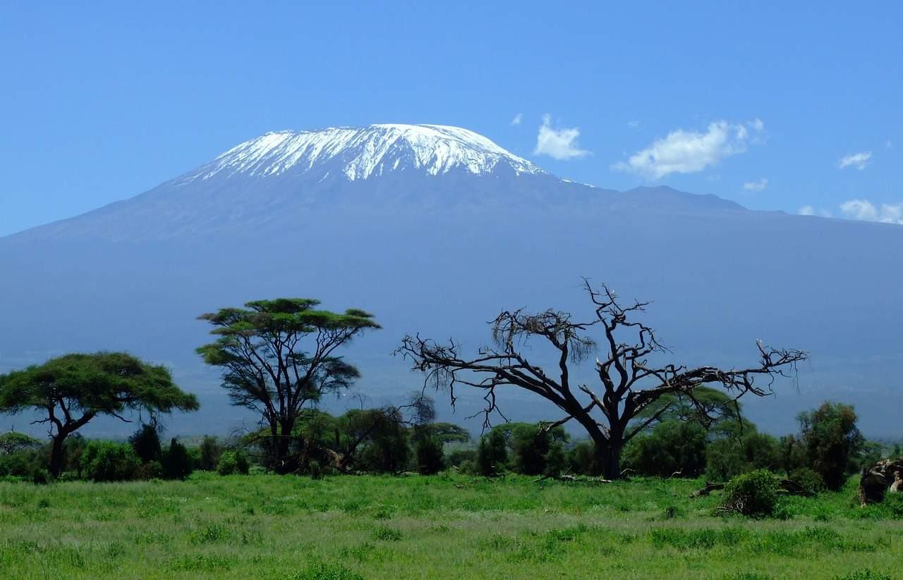 mt. kilimanjaro facts, landmarks facts