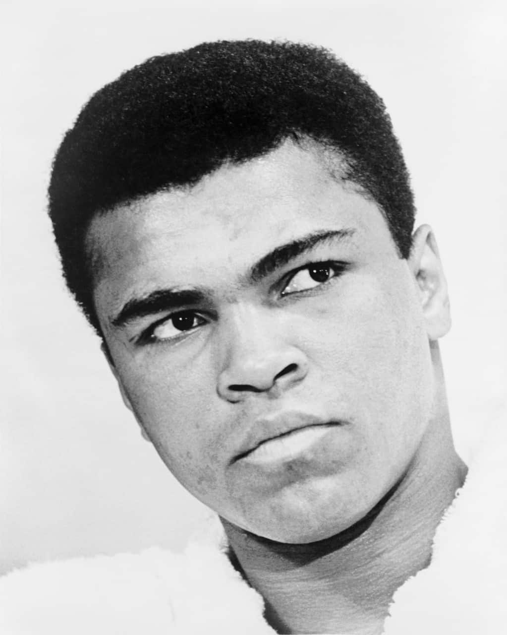 muhammad ali facts, people facts