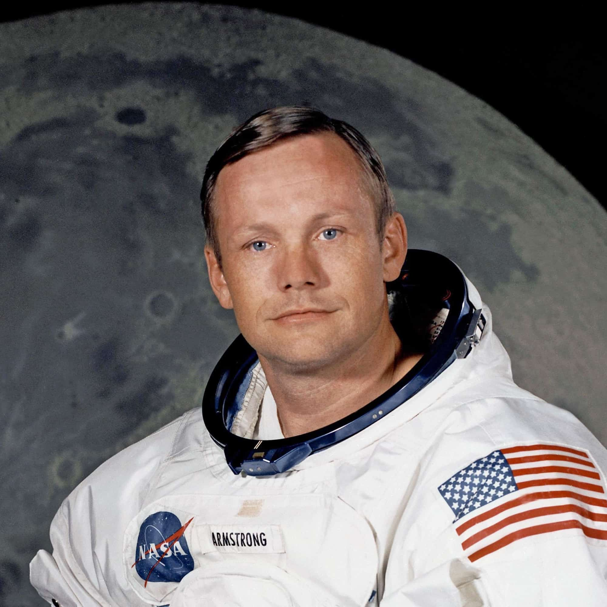 neil armstrong facts, people facts