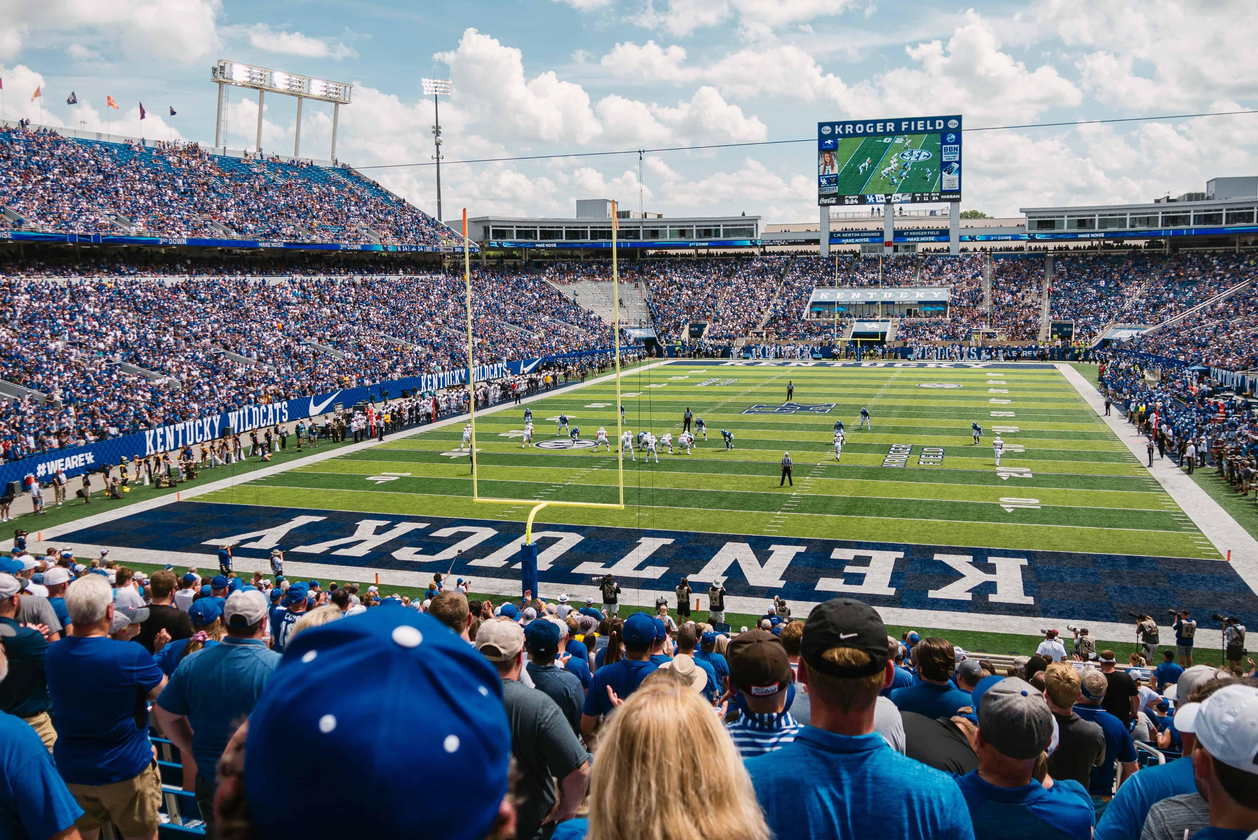 Kentucky sports, Kentucky facts