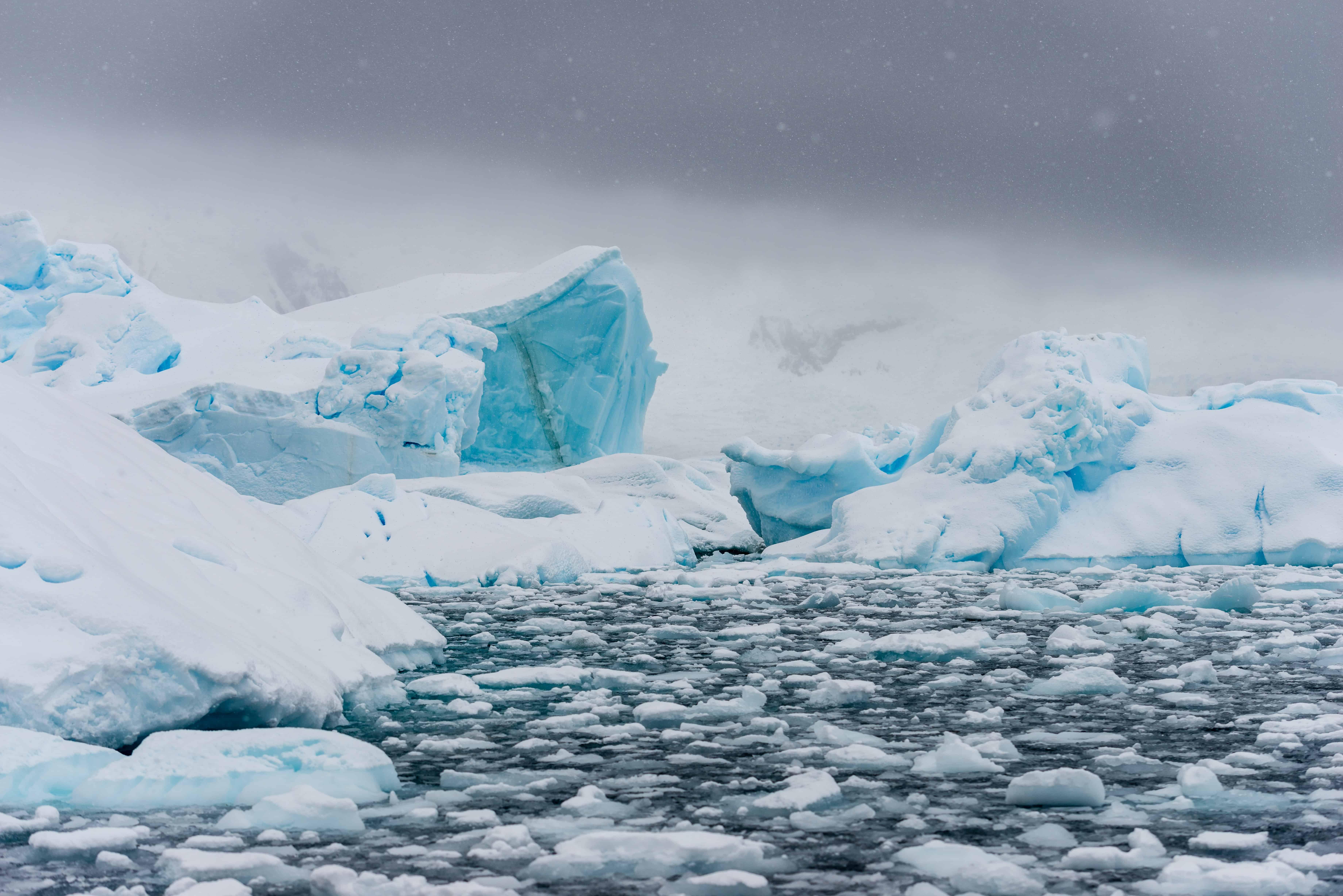 antarctica, global warming, science facts