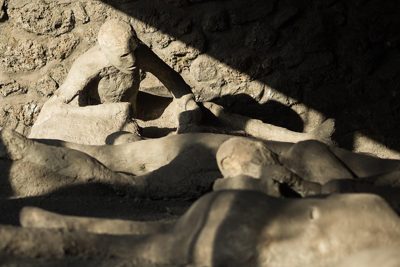 pompeii bodies, pompeii facts