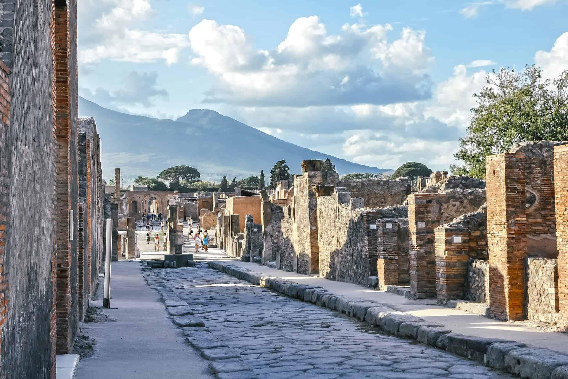 pompeii facts