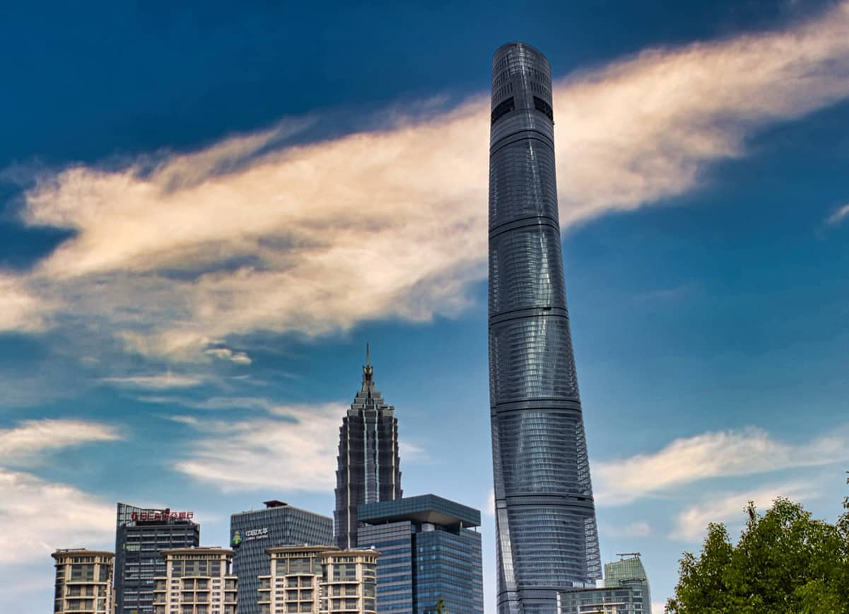 Shanghai tower, Shanghai facts