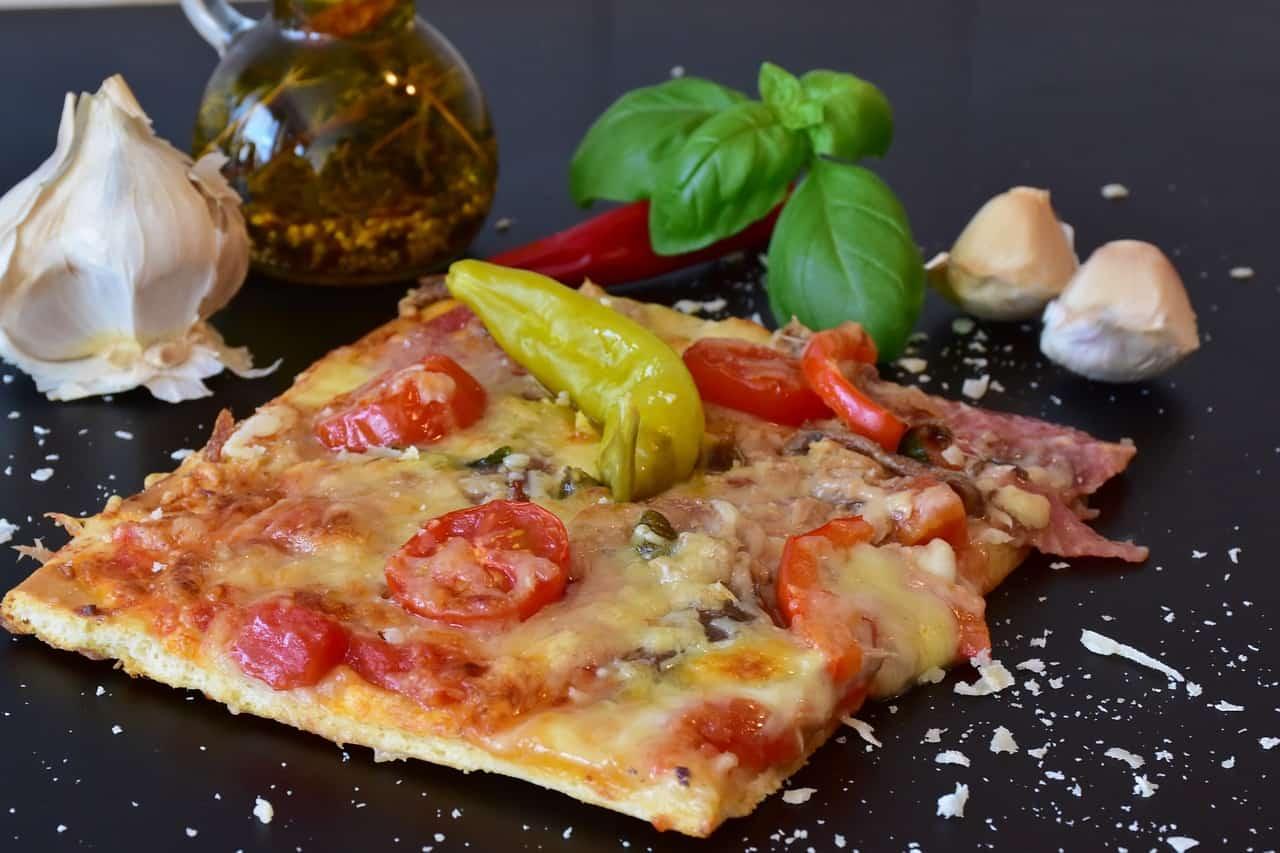sicilian cut pizza, pizza facts