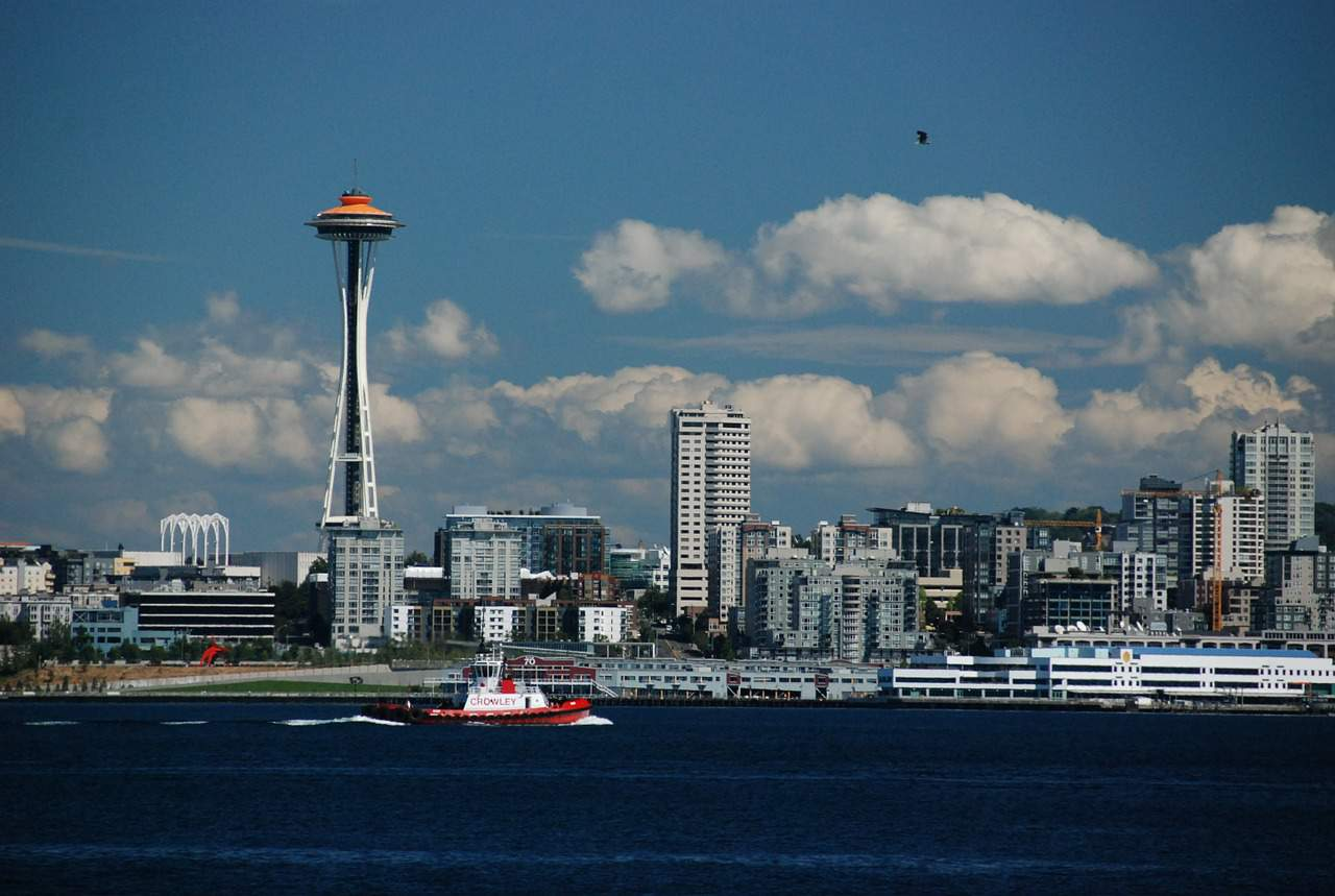 space needle facts, landmarks facts