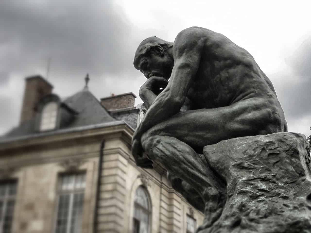 The Thinker, Art facts