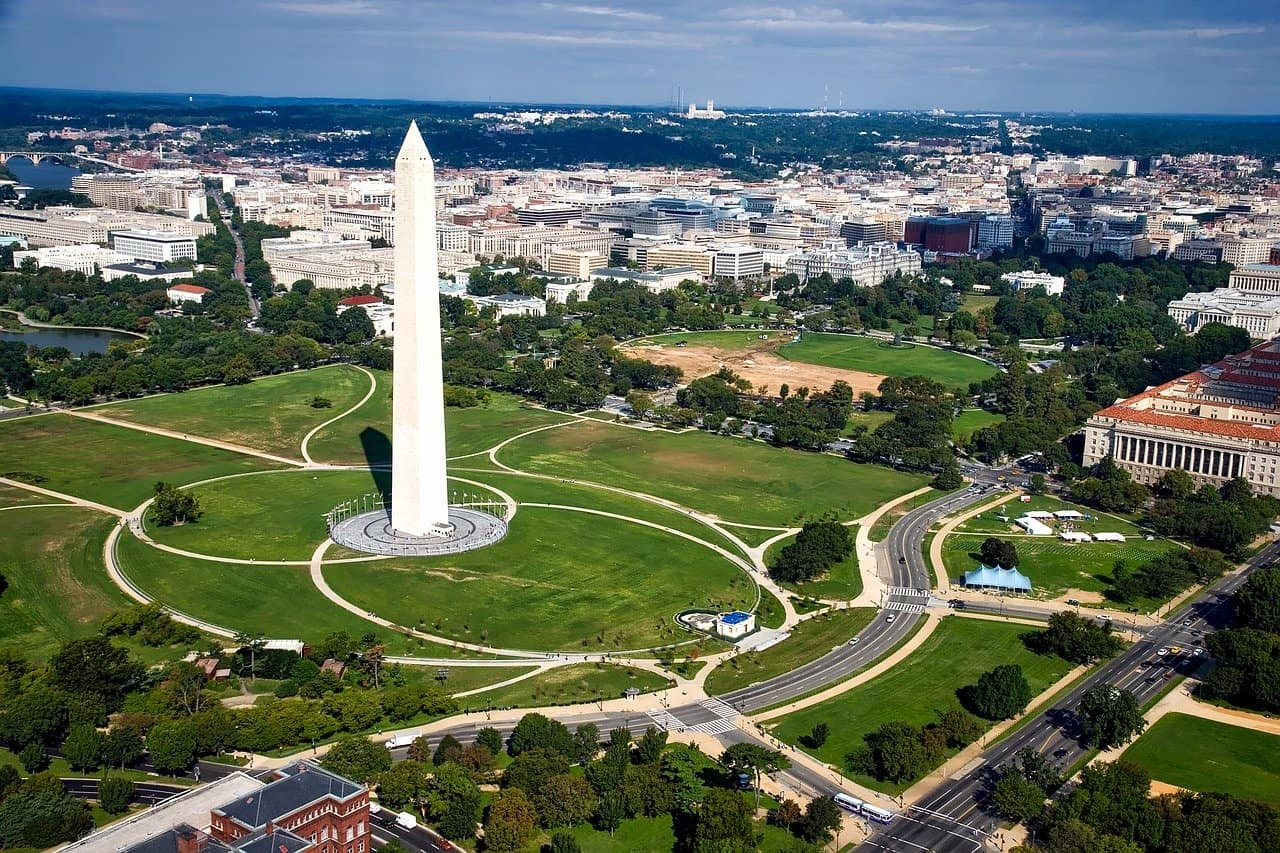 washington monument, washington monument facts