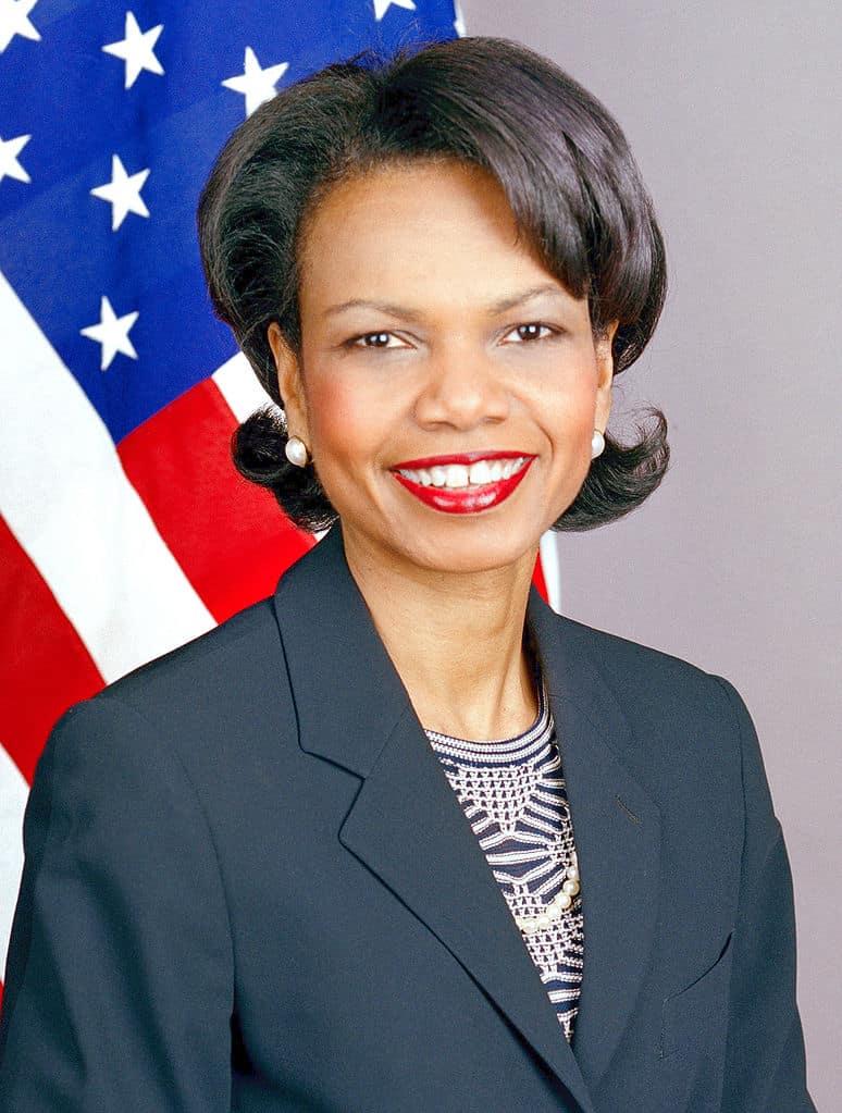 condoleeza rice, women leaders facts