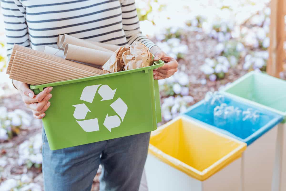 recycling facts, technology facts
