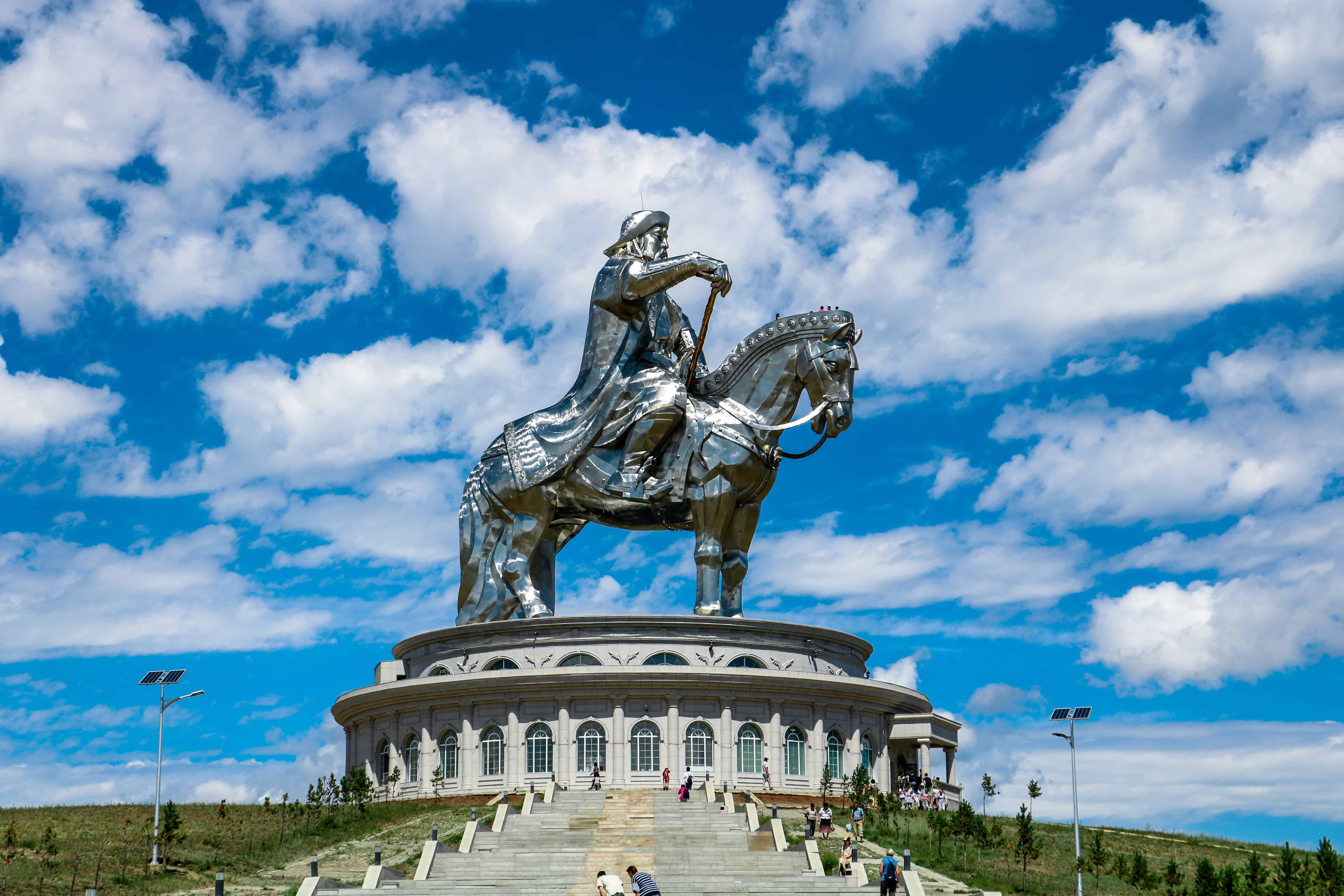 Genghis Khan, historical facts
