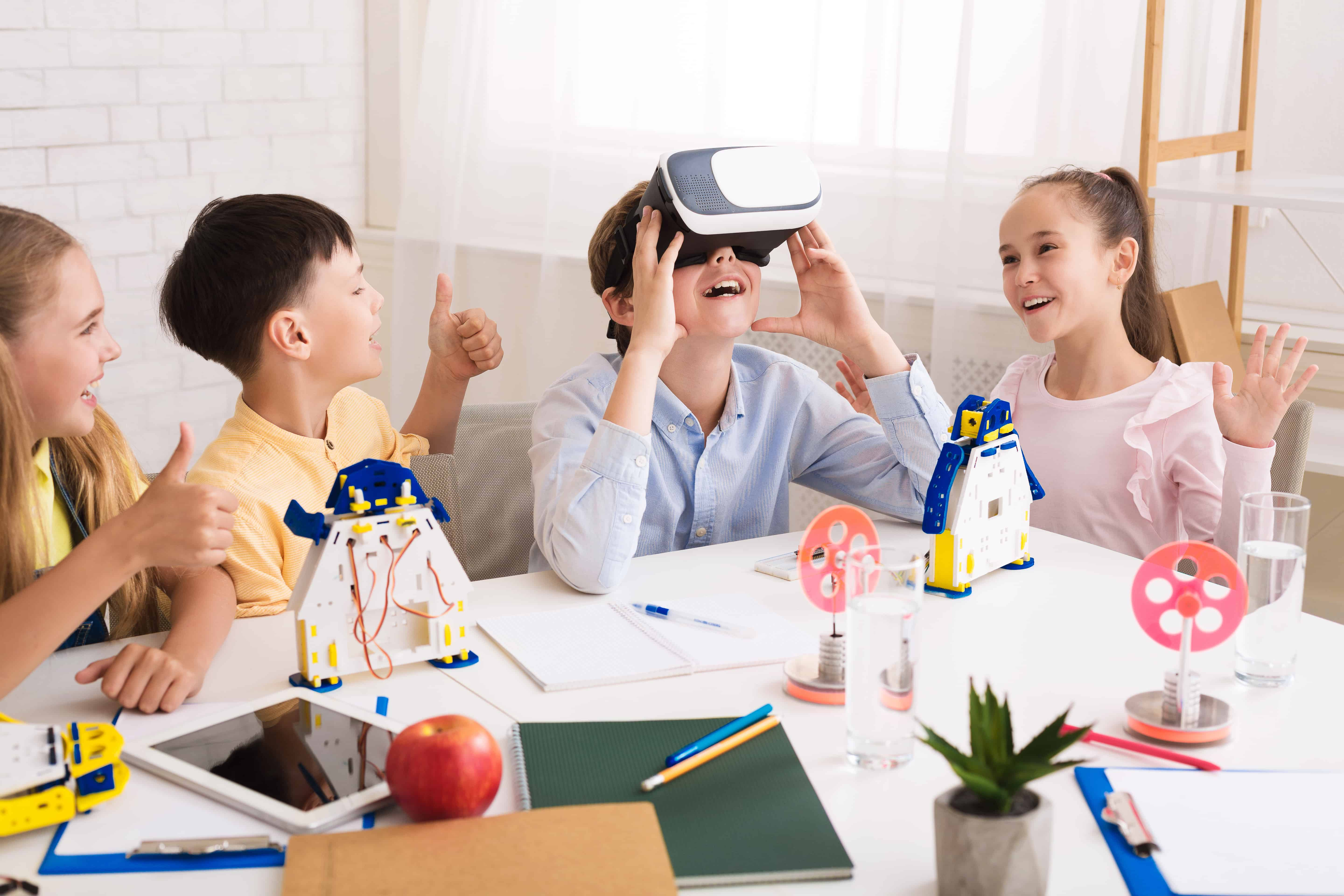 Virtual reality, VR, technology facts