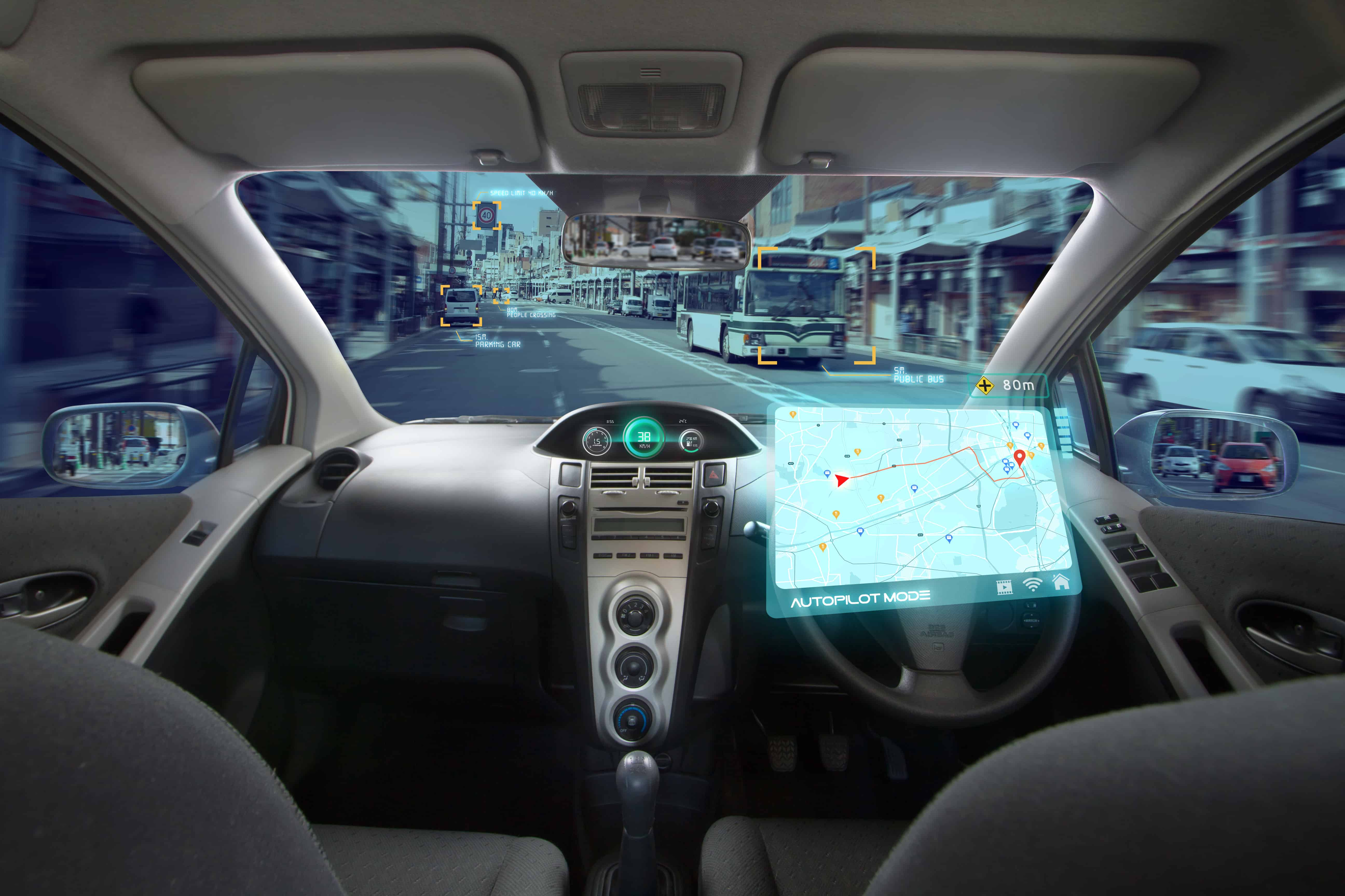 self driving cars, car facts, technology facts