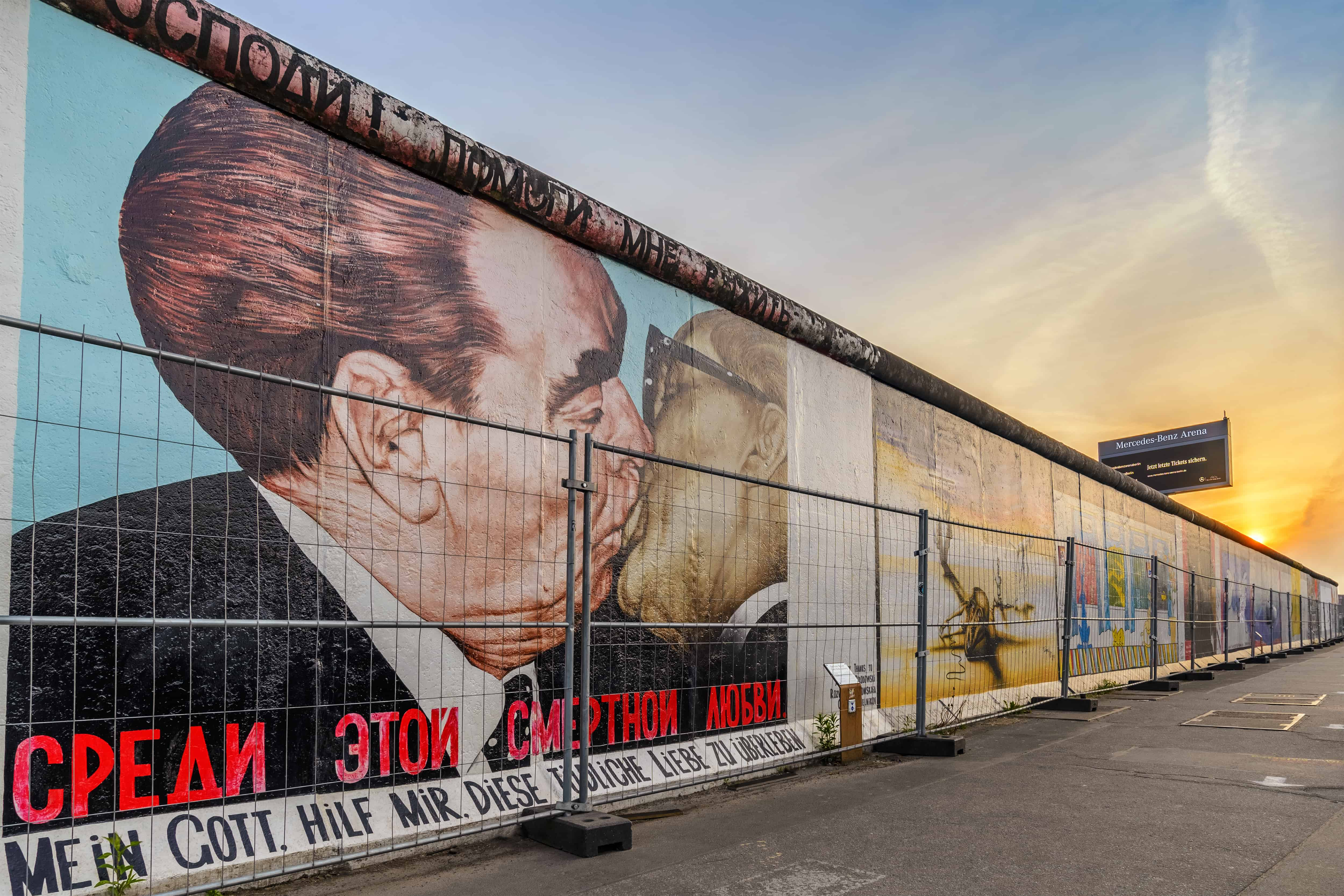 Berlin wall, historical events facts