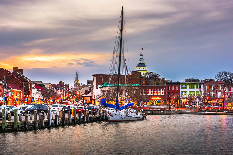 Annapolis, Maryland, US States