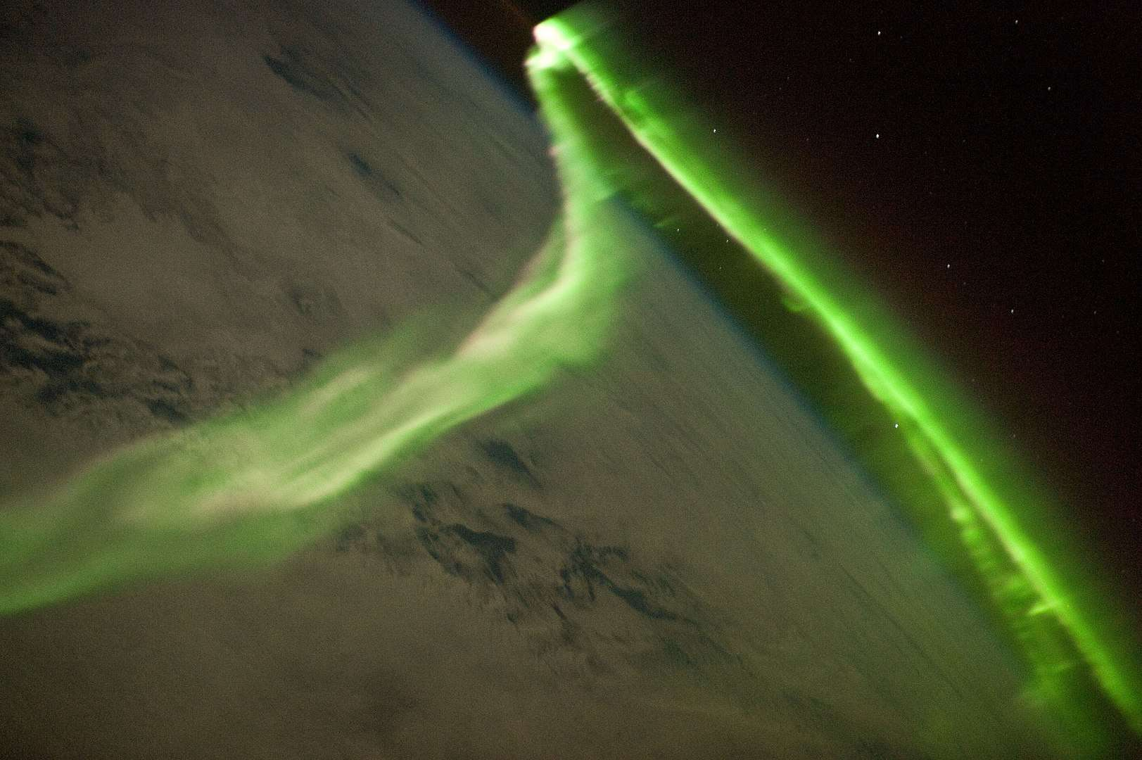 northern lights, earth facts