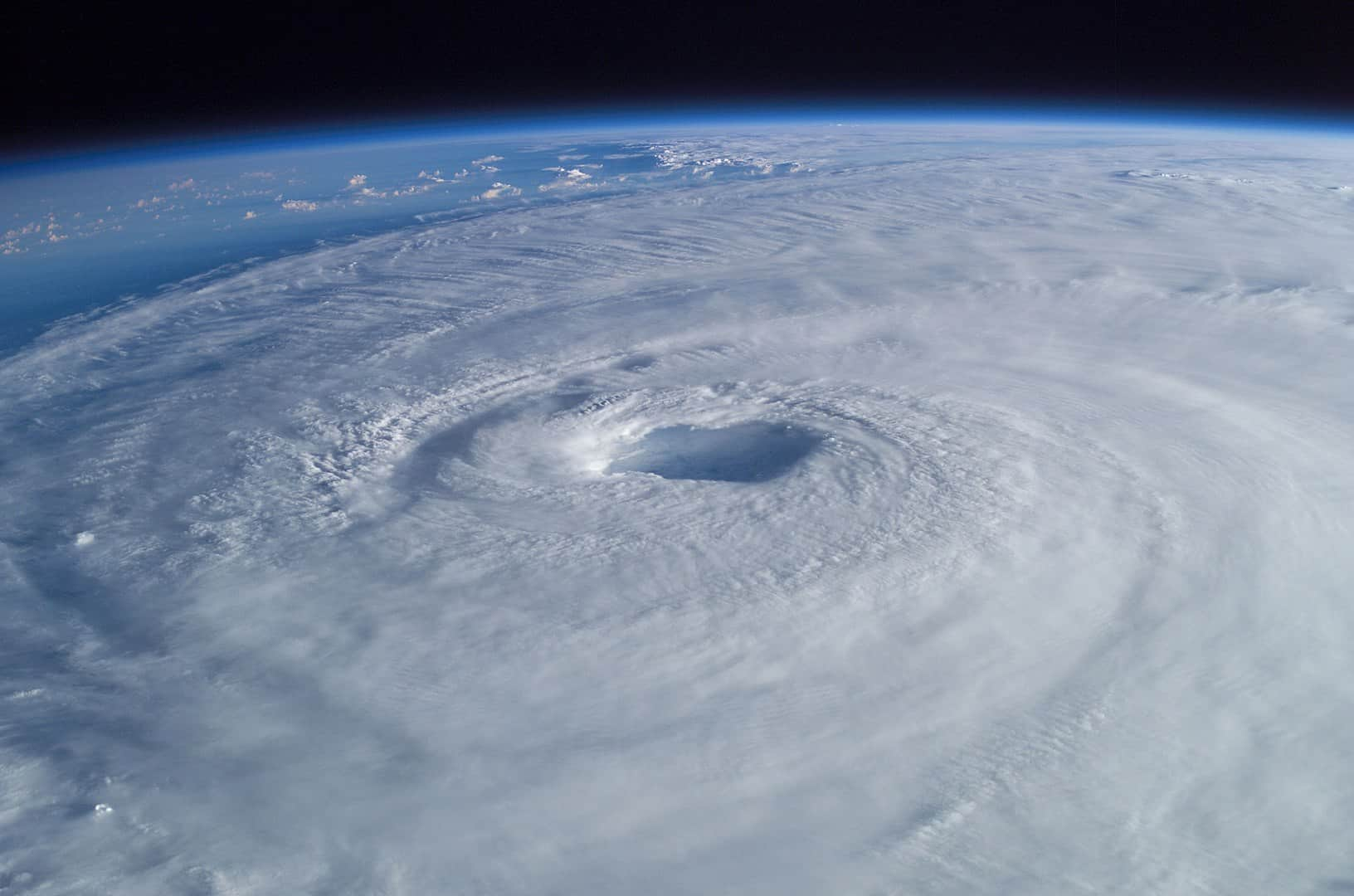 hurricane isabel, earth facts
