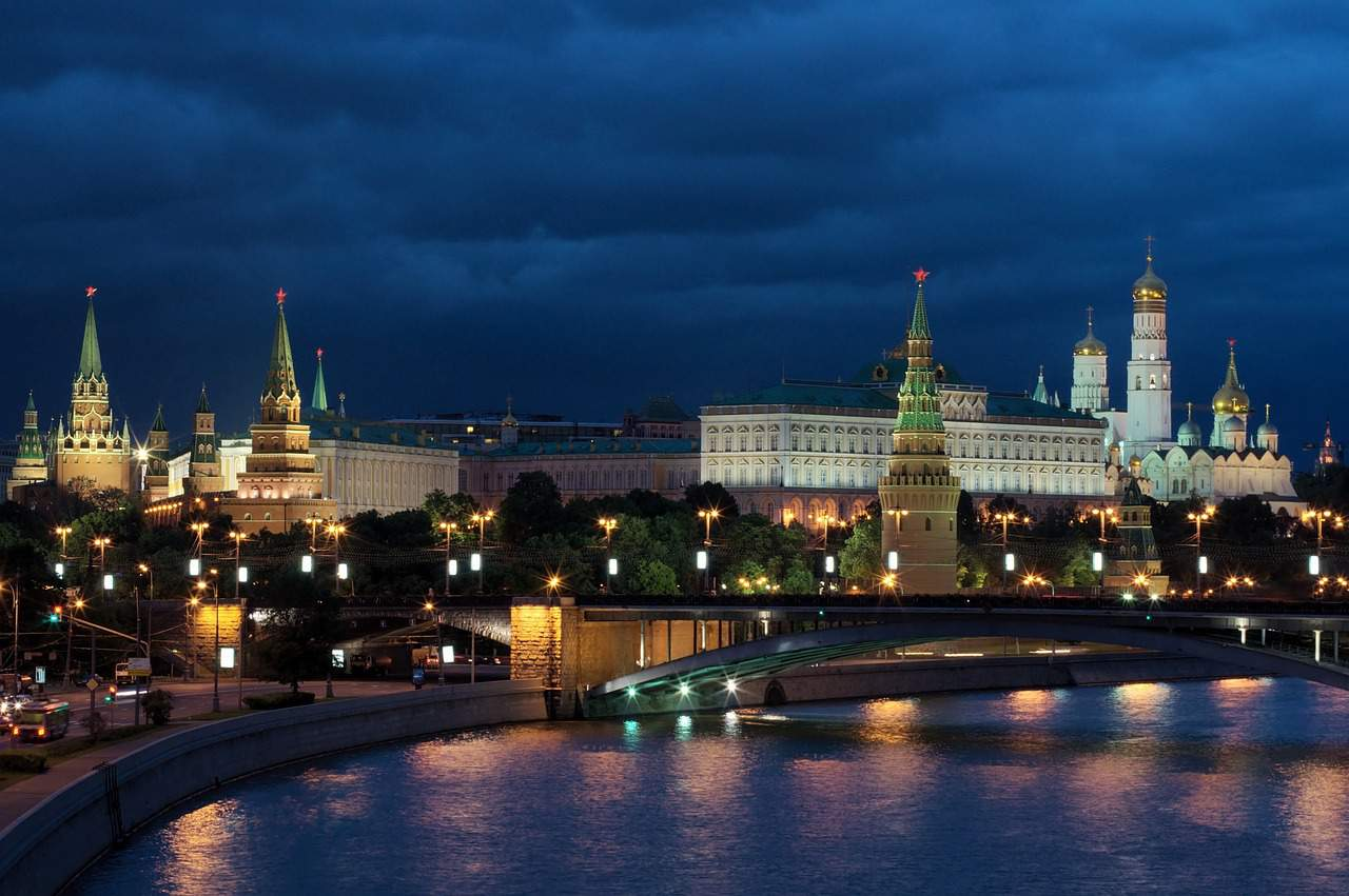 Moscow Kremlin, cities facts