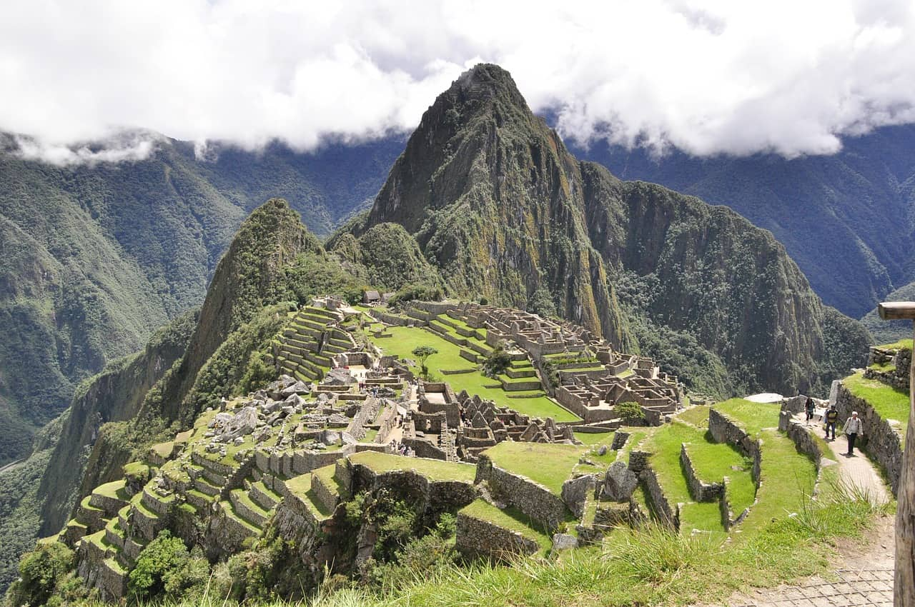 Machu Picchu facts, World Facts