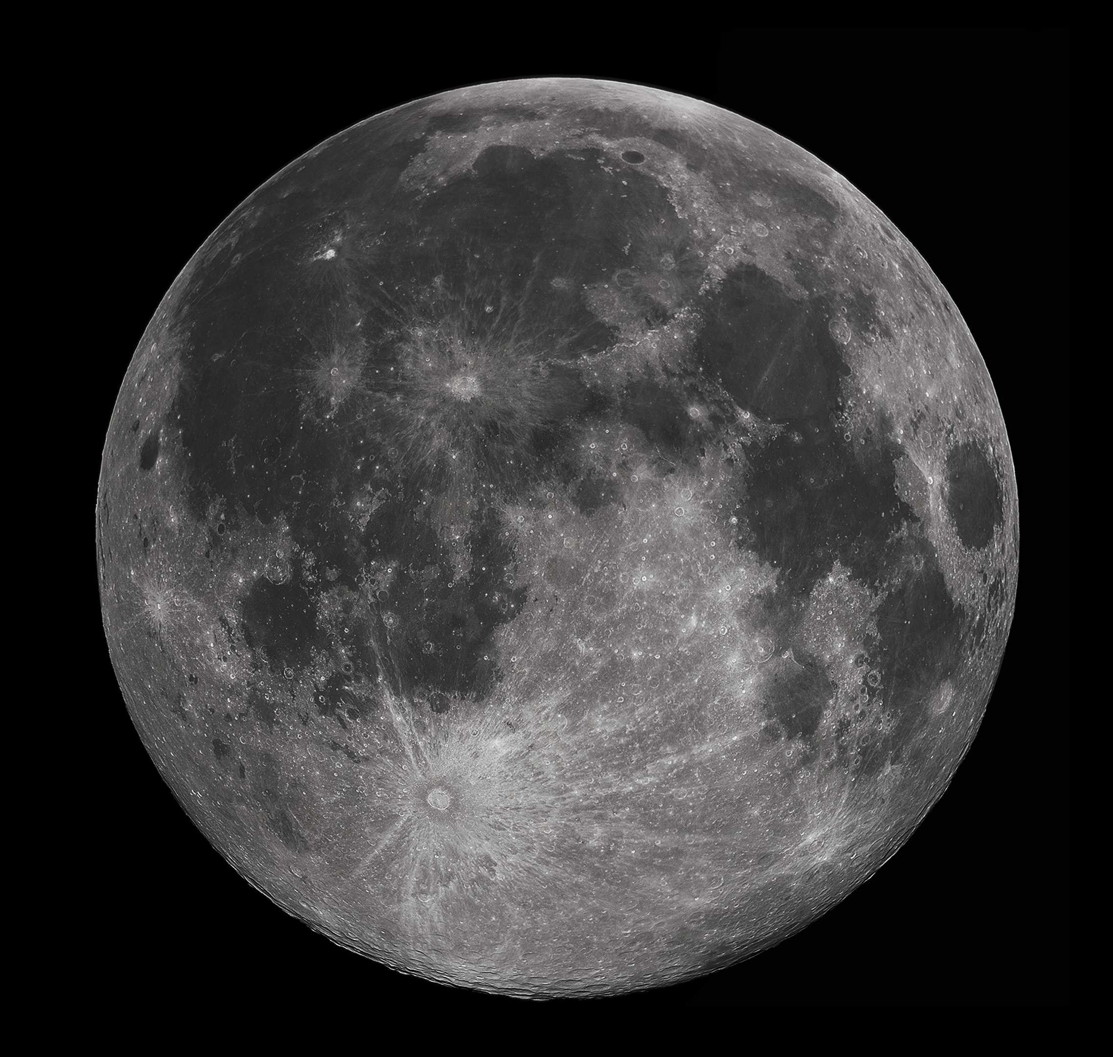 moon, earth facts