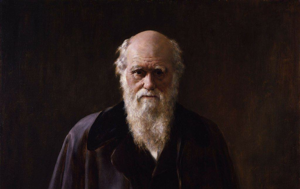 famous scientists charles darwin
