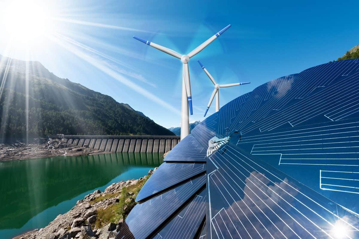 hydropower energy, solar energy, wind energy, technology facts