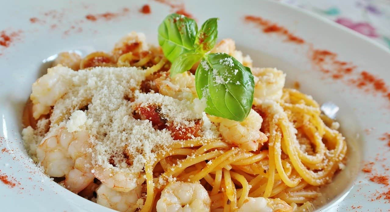pasta, italy facts