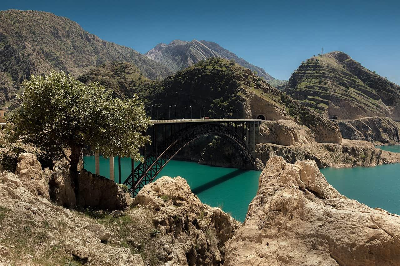 karun river, iran facts