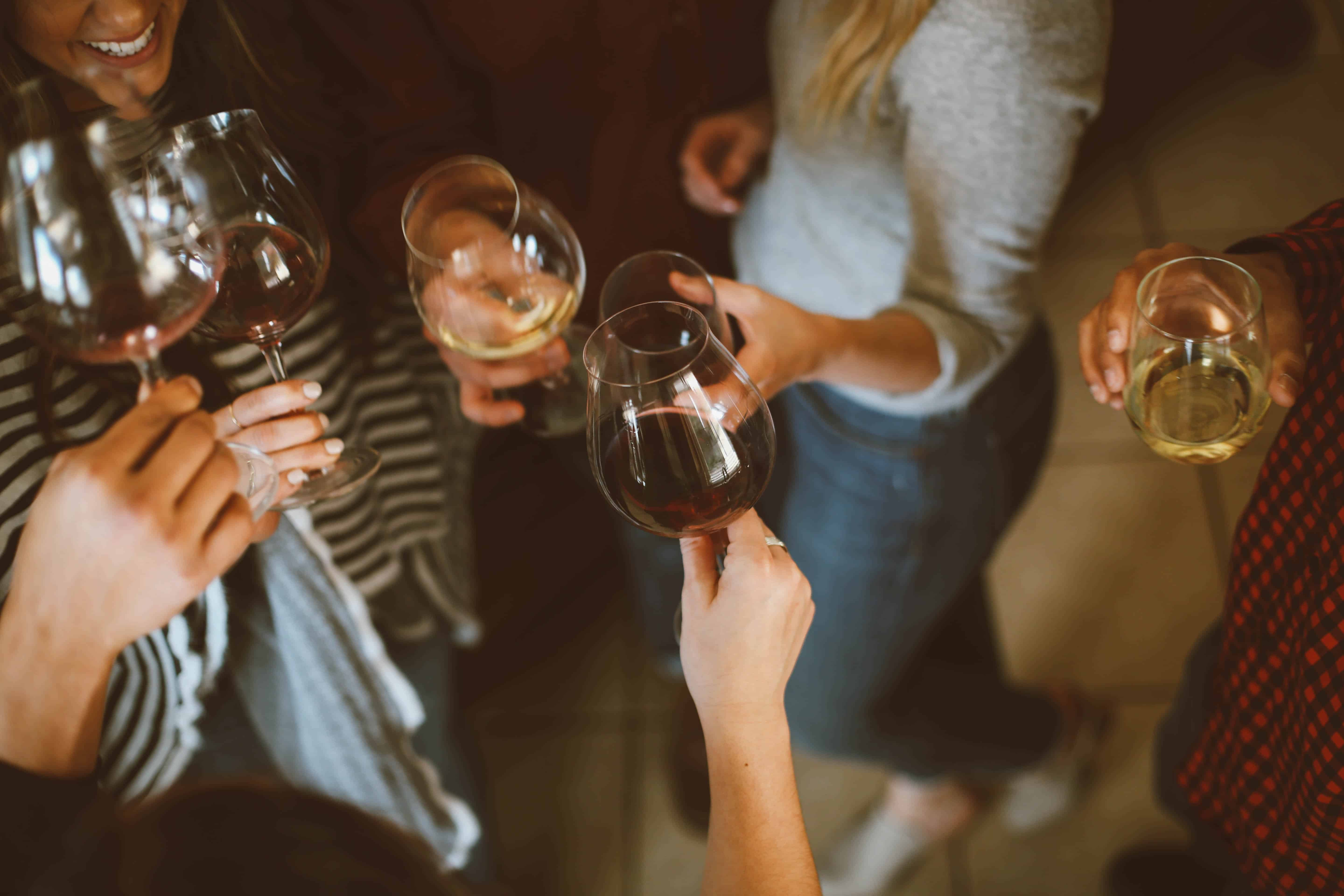 red wine, white wine, culture facts