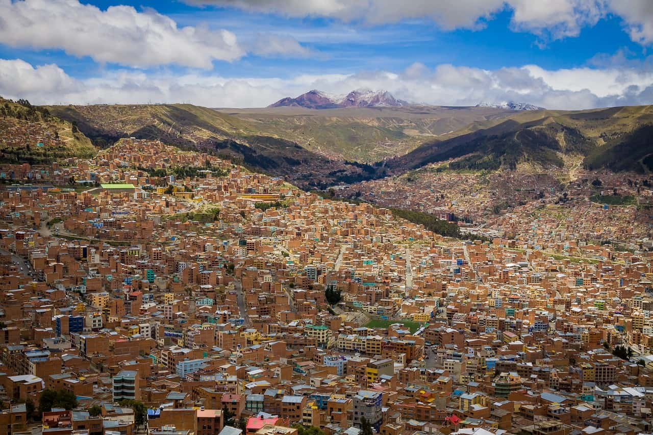 la paz, bolivia facts, city