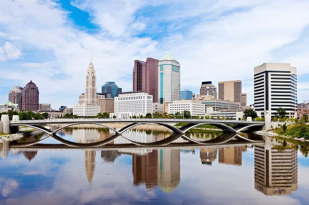 Columbus, Ohio, US States