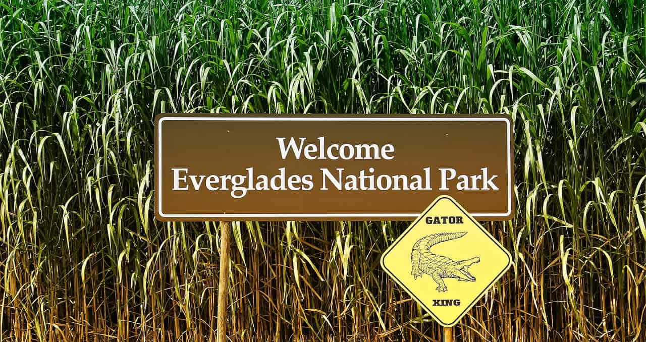 florida facts, everglades national park