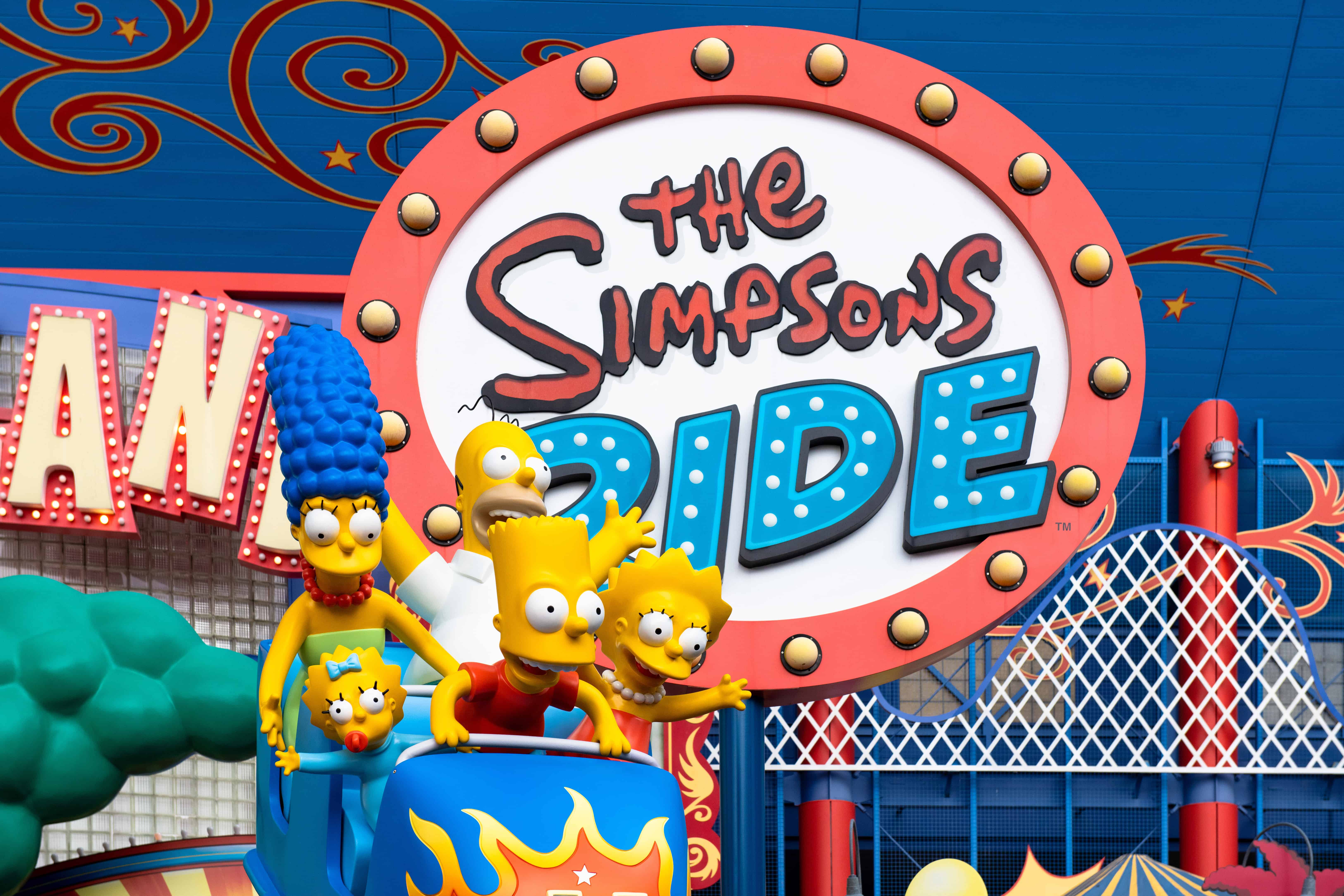 simpsons, entertainment facts