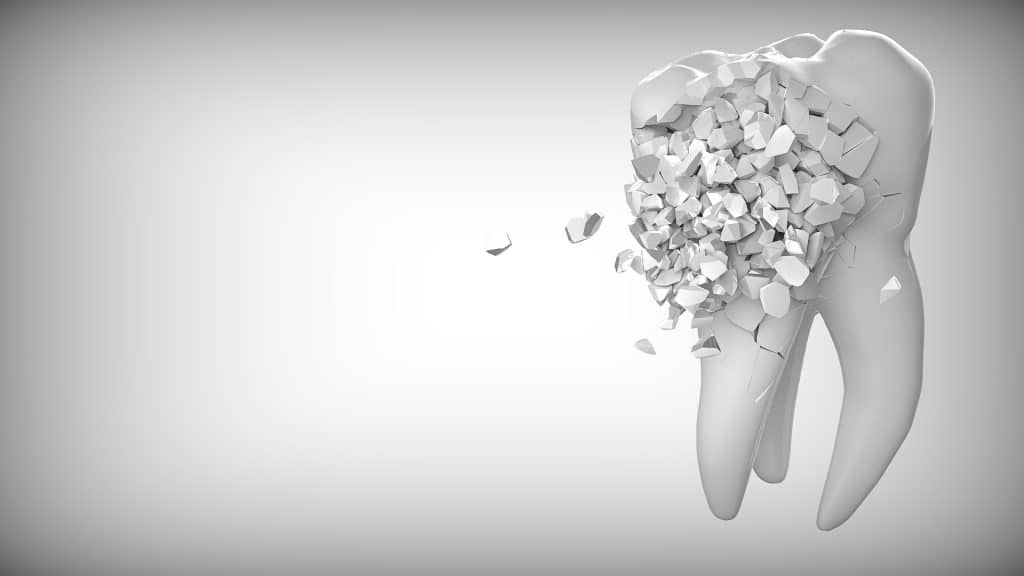 artificial tooth china facts