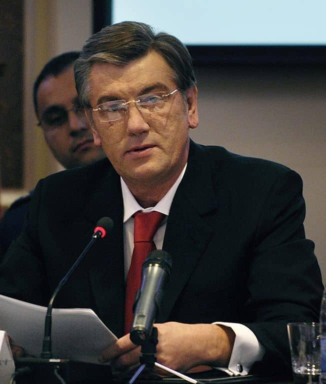 viktor yushchenko facts