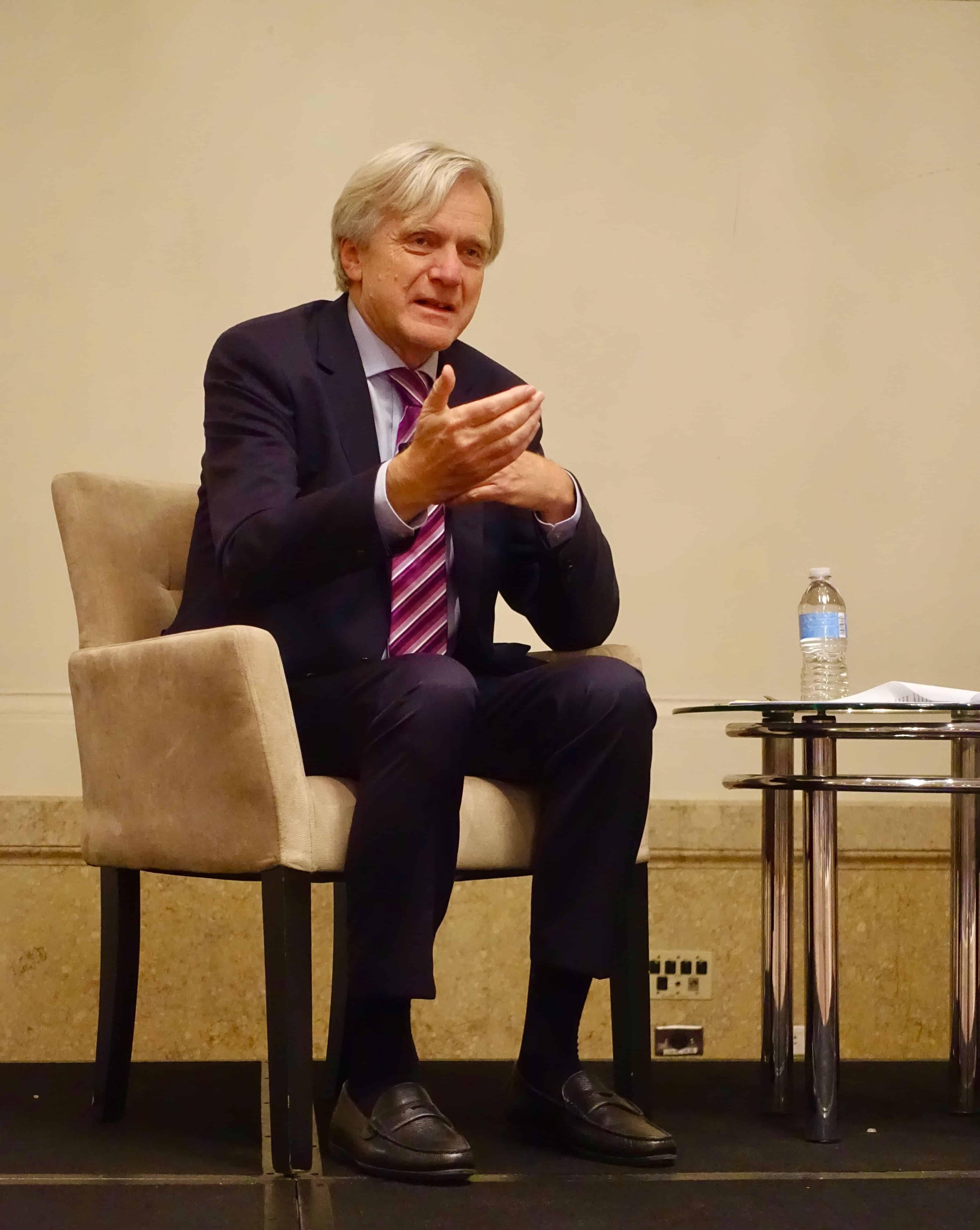 Andy Bechtolsheim, first investor for Google