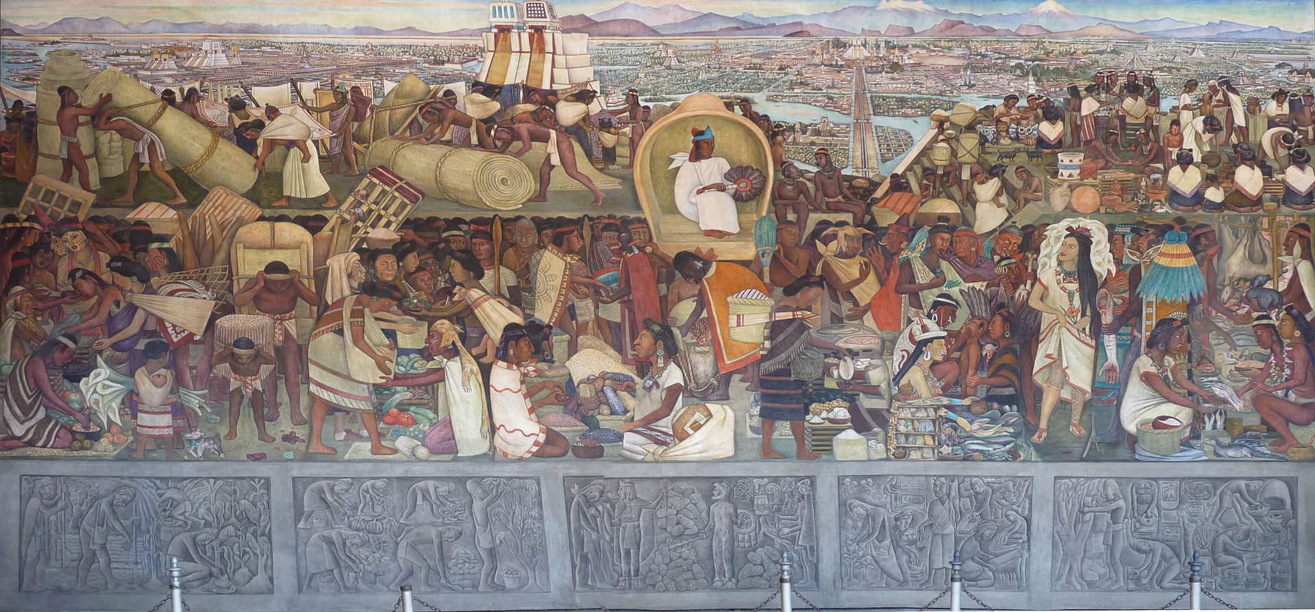 tenochtitlan, aztec facts