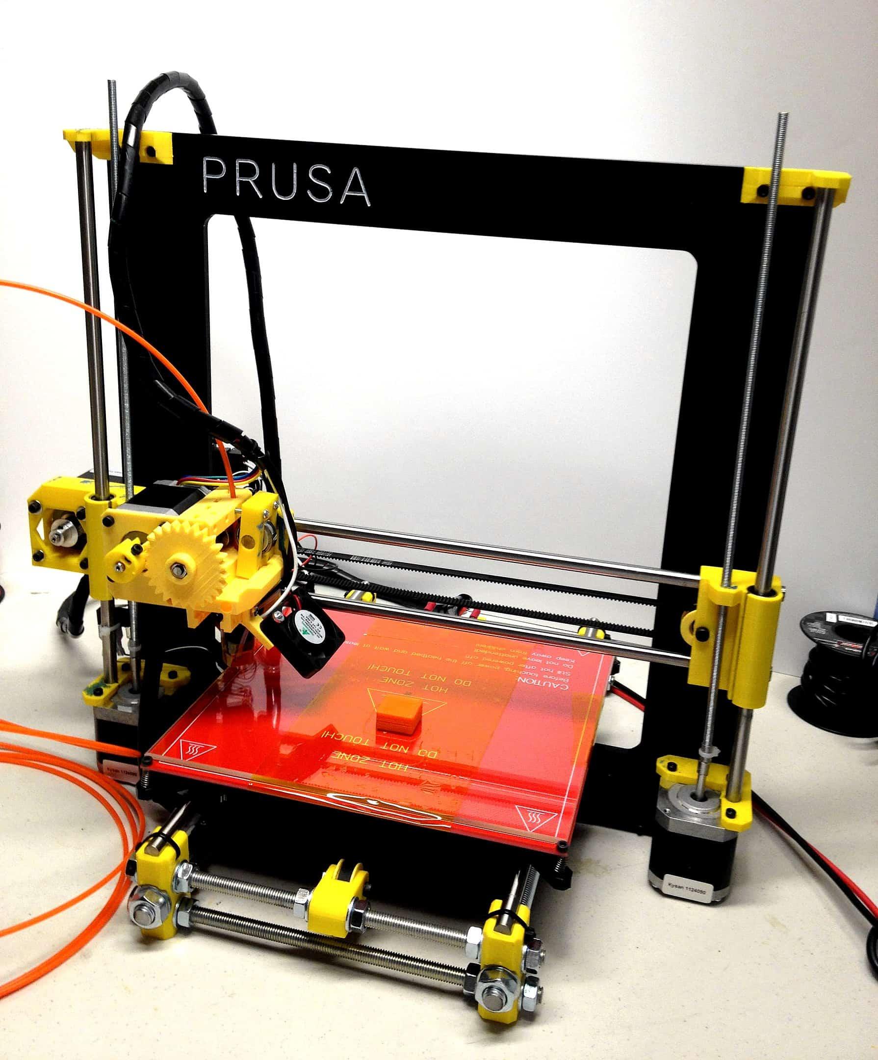 prusa i3, 3d printing