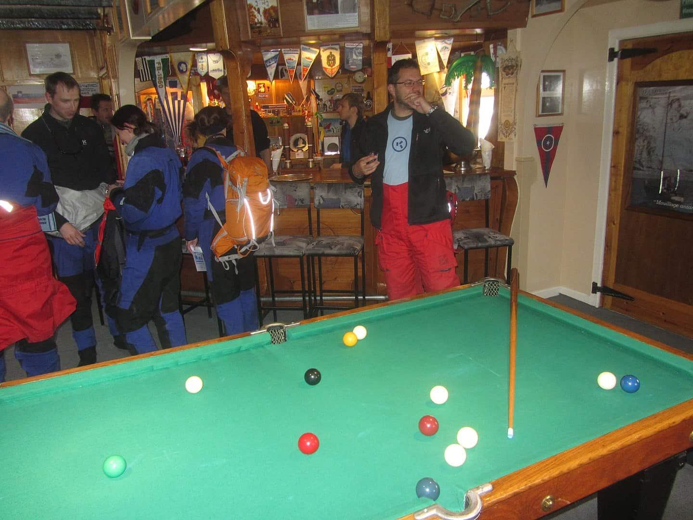 faraday bar, antarctica