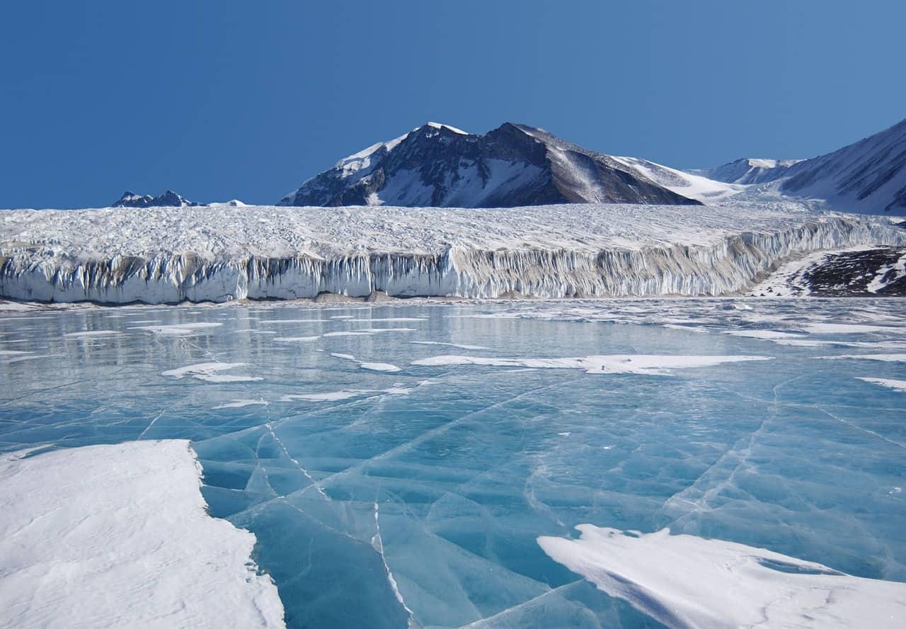 antarctica facts