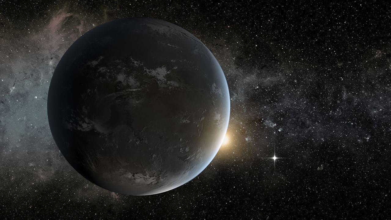 kepler-62f, ocean planet