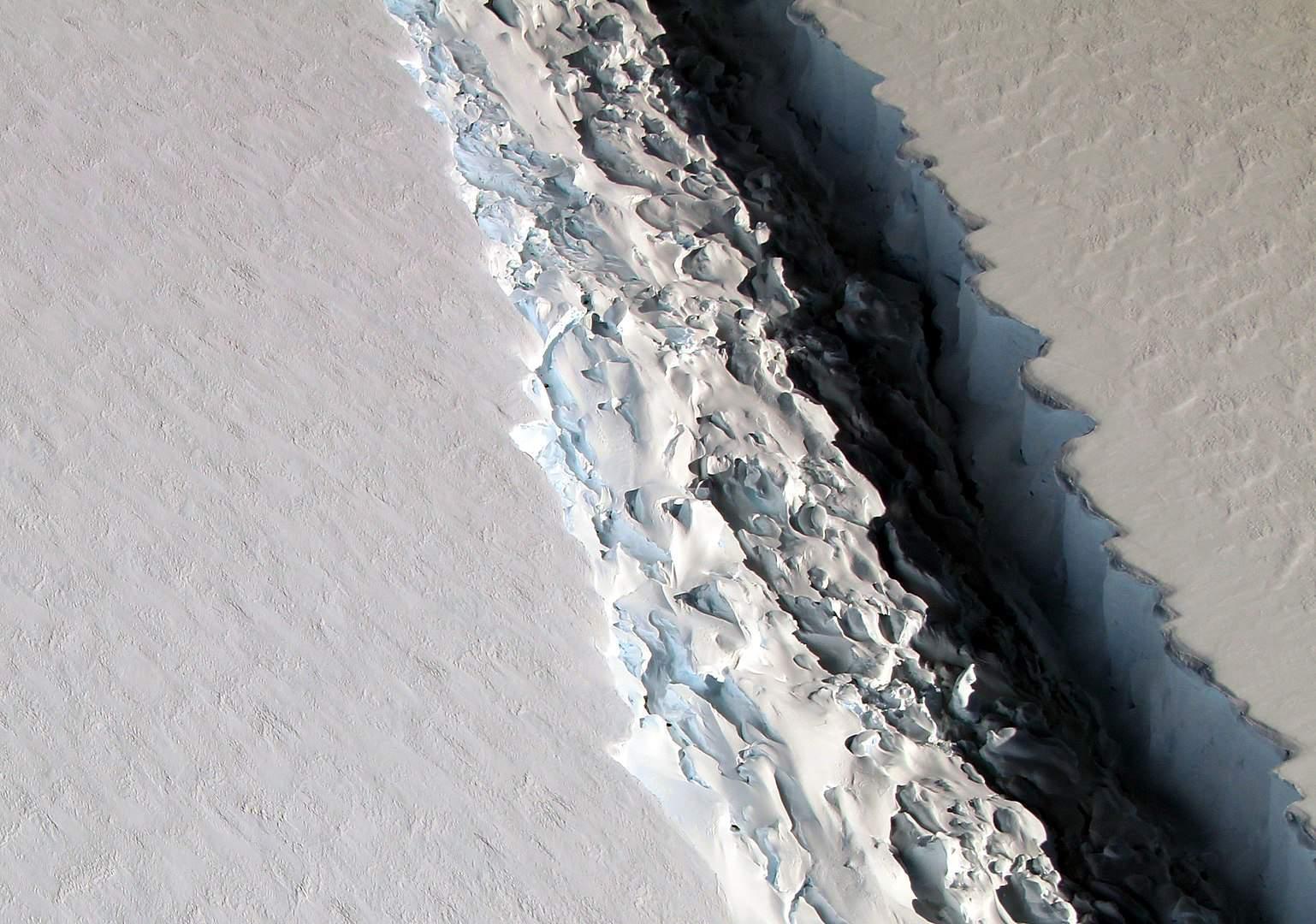 crack, antarctica facts