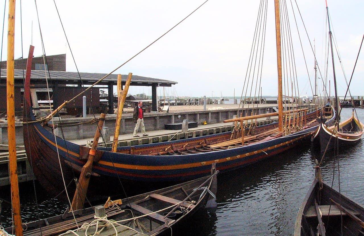 viking longship, viking facts