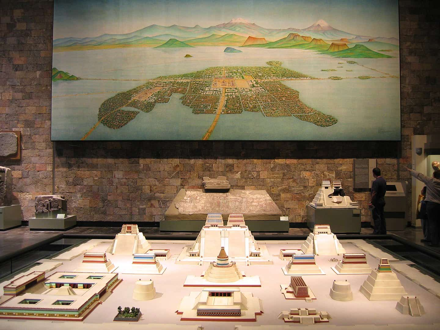 tenochtitlan, aztec facts