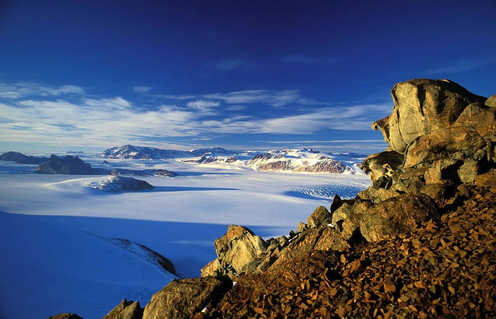Transantarctic Mountains, antarctica facts