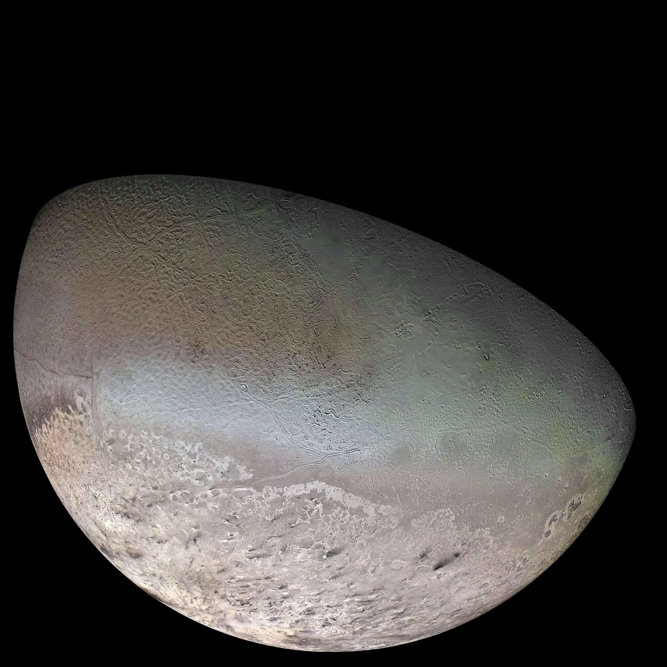 triton, ocean planet